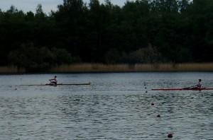 Championnat de Belgiques - Gaston Mercier - Skiff Junior 16